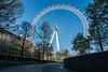 London Eye | At Rest (James_Beard) Tags: londoneye millenniumwheel london londonskyline londonlandmarks sony sonyrx100mk3 southbank
