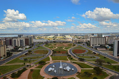 Do alto da Torre de Tv de Brasilia (jean carlos dias) Tags: bsb brasilia capital brasil senado congresso fonte reflexo