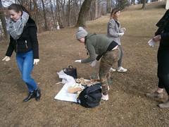 Müllsammelaktion 2