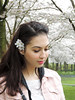 Blossom girl (Shahrazad26) Tags: kersenbloesempark amsterdamsebos kersenbloesem sakura cherryblossom bloesem blossom amsterdam noordholland nederland holland thenetherlands paysbas