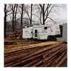 Wood Logs (ngbrx) Tags: brienz berneseoberlnd switzerland schweiz suisse svizzera wood logs holzstämme trailer anhänger circus zirkus bern berne bernese berner oberland kienholz