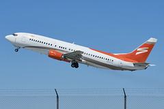 Swift Air // Boeing 737-4B7 // N802TJ (cn 24874, ln 1936) // KCMH 4/20/18 (Micheal Wass) Tags: cmh kcmh johnglenncolumbusinternationalairport johnglenninternational johnglennairport wq swq swiftair boeing 737 boeing737 737400 boeing737400 7374b7 boeing7374b7 b734 aero:man=boeing aero:model=737 aero:series=400 aero:airline=swq aero:tail=n802tj aero:airport=kcmh aerotagged