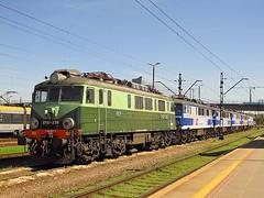 EP07-338, PKP Cargo (transport131) Tags: pociąg train pkp ep07 cargo kraków płaszów