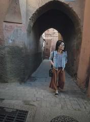 SL - Fashion Week (chrisbastian44) Tags: morocco africa african moroccan unesco worldheritage muslim muslimculture nikon nikond850 d850 fx fullframe 1635 nikon1635mm wideangle wideanglezoom people marrakesh marrakech tourism