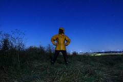Moonlit Mud Explorer (essex_mud_explorer) Tags: hunter gates uniroyal vintage madeinbritain rubber thigh hip boots waders watstiefel gummistiefel cuissardes hellyhansen nusfjord rainwear raingear gloves gauntlets rubbergloves me107