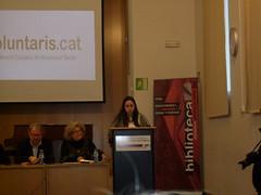 Lliurament de Premis del 9è Concurs de Relats de Voluntariat Social Lleida (12.04.18)