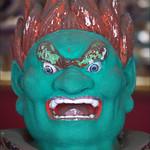 Abatsumara, gardien de la porte Yasha-mon du temple Taiyuin (Nikko, Japon) thumbnail