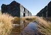 Rhosydd barracks 01 apr 18 (Shaun the grime lover) Tags: wales building derelict mountain reflection spring water rhosydd slate mine tanygrisiau barracks quarry quarrymens ruin ruined ruinous