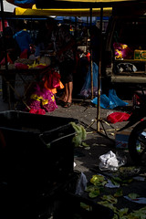 DSCF9602 (lukmanism) Tags: fujifilm helios442 lensturbo2 kualaklawang negerisembilan malaysia streetphotoghraphy silhouette vintagelens pasartani market sunrise muziumadat