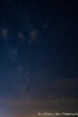 Milchstraße (michael-moll) Tags: bynight sky nikon galaxy langzeitbelichtung milkyway milchstrase