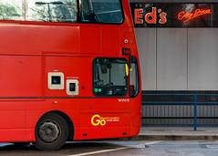 London General WVN10 (cybertect) Tags: 476 carlzeisssonnart135mmf28 euston goaheadlondon london londongeneral londonbus sonya7ii wvn10 bus busstation diner