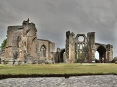 Elgin cathedral (antonio.dimuro) Tags: scotland cathedral elgin ruins hdr