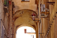 658 - Bastia rue Monseigneur Rigo (paspog) Tags: bastia corse ruemonseigneurrigo corsica france mai may 2018 façades fassaden facades