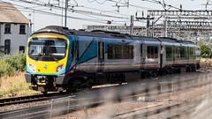 185128 (JOHN BRACE) Tags: 2005 siemens built desiro dmu 185128 transpennine express livery seen leeds station