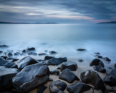 Boronia Beach - Tasmania (keithclimpson) Tags: boronia seascape slow sunrise water