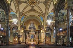 Saint John Cantius Catholic Church (ioensis) Tags: stjohn saintjohn cantius catholic parish church chicago illinois jdl ioensis 64892007067tmf1707211b©johnlangholz2018 july 2018 architecture polish city baroque