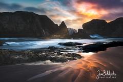 Bandon Beach (Jami Bollschweiler Photography) Tags: bandon beach oregon landscape photography sunset amazing lovely