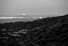Sea state (bd168) Tags: seascape coast ocean sea rocks stones sky beach shore em10markii olympus m14150mm f4056 ii