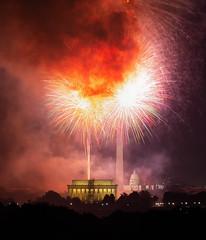 Bombs Bursting in Air (Rob Shenk) Tags: 4thofjuly dc fireworks washingtondc washingtonmonument dcfireworks 2018 fourthofjuly usa city unitedstates visitdc