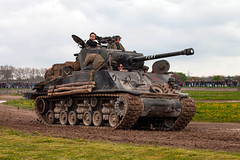 M4 Sherman 28th April 2016 #3 (JDurston2009) Tags: m4sherman tigerday tigerdayix bovington bovingtoncamp dorset fury sherman tank tankmuseum thetankmuseum