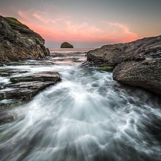 Taberwith Strand Sunrise