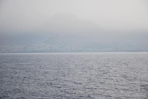 Паромом Фред Ольсен з Тенеріфе на Гомеру, Канарські острови  InterNetri  0977