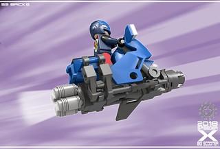 Speeder X Big Scooter 02