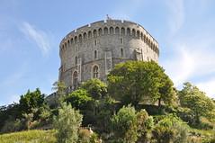 Round Tower (Ryan Hadley) Tags: roundtower tower windsorcastle castle windsor london england unitedkingdom uk europe
