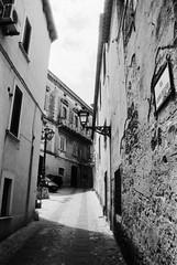 Area mediterranea (michele.palombi) Tags: crotone città vecchia film 35mm fomapan 100asa olympus om1 darkoom calabria
