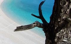 Apellasbeach...2 (lucaricchieri) Tags: bluecolor blue blu mare mareblu ilovegreece ilovekarpathos karpathos nature natura seascape apellasbeach