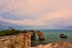 The Eye in the rock (Peideluo) Tags: nature sea serenidad cloudscape landscape clouds sk sky rocks acantilado mar océano water waterscape cielo roca paisaje