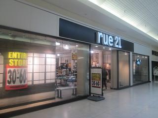 Rue 21 Closing