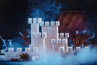 Sugar castles