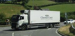 Photo of Clarence Court WA17 XRW