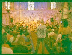 Church (spuntotheratboy) Tags: olympus penf expired fujichrome 100 25