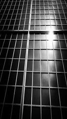 2018-07-23 13:37:01 (Lea Ruiz Donoso) Tags: madrid plazadecastilla españa arquitectura rascacielos torre paisajeurbano estructuras metal acero luz del sol sombra reflection blancoynegro bw learuizdonoso photography