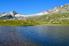 S.Bernardino (dino_x) Tags: panorama landscape mountains alpi alps switzerland lago lake water acqua montagna allaperto nature riflessi reflections paesaggio roccia neve ghiaccio