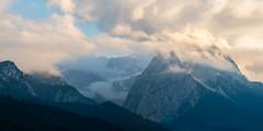 Garmisch (sarah_presh) Tags: garmisch germany bavaria mountains garmischpartenkirchen cloud cloudy weather season summer june nikond750 nikon70200mm panorama stitched