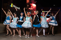 Love Live (asiantango) Tags: animeconvention animeexpo california celebrationevent centralcity cosplayseries item jwhotel lalive losangelescounty losangeleslive lovelive night nightphotography object out outdoor outdoors outside outsides time