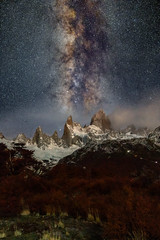 Fitz Roy (Valter Patrial) Tags: milkyway milky way stars nightphotography nightsky night nightscape patagonia landscapes inexplore