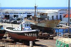 Le port (hans pohl) Tags: portugal setubal sesimbra bateaux ships ports harbours atlantique océan