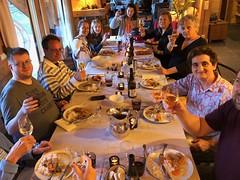 Family Reunion - Chamonix 2018 (fabola) Tags: estellebossy marievalentineflorin phyllisflorin alexanderbossy benedicteflorin nicolas 3star 4star byfabriceflorin chamonix estelle europe family france reunion travel vacation
