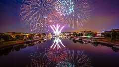 VIVA Belgium (ΨᗩSᗰIᘉᗴ HᗴᘉS +21 000 000 thx) Tags: belgium firework fireworks hensyasmine namur europa aaa namuroise look photo friends be wow yasminehens interest intersting eu fr greatphotographers lanamuroise tellmeastory flickering
