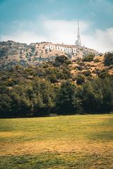 Hollywood (David Youngblood) Tags: canyonlakedrive sonya6300 park sign hollywood california