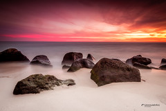 Lying Down Rocks (Luis Sousa Lobo) Tags: img9113 arrábida serra creiro anicha portugal canon 70d 1018 sunset