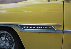 Firedome (skipmoore) Tags: desoto firedome classic car yellow