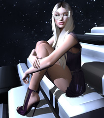 Music (Look 087) (Hypnotic Fashion Blog) Tags: rhude insomnia insomniastore doux catwa maitreya johnmiles music love emotions pensive musicwasmyfirstlove avatar blogger blog bento beauty beautiful body blonde blond dress dream doll dessous dance emotion fashion girl girlie girls glamour hot hair hairstyle heis hübsch heels ladies lotd look lookoftheday light life mesh model me mood new nice outfit ootd queen secondlife sl sexy sweet shoes virtuallife virtual zweitesleben