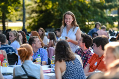 Presidents Picnic 2017 (Centre College) Tags: 2017 craikhouse firstyear fun happy orientation picnic presidentspicnic student studentlife students topshot danville kentucky unitedstates usa