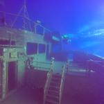 Bridge of the wreck of the Zenobia, Cyprus thumbnail