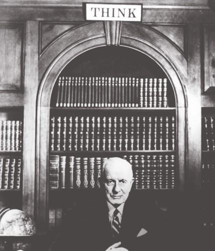 Thomas Watson Sr. and the THINK slogan